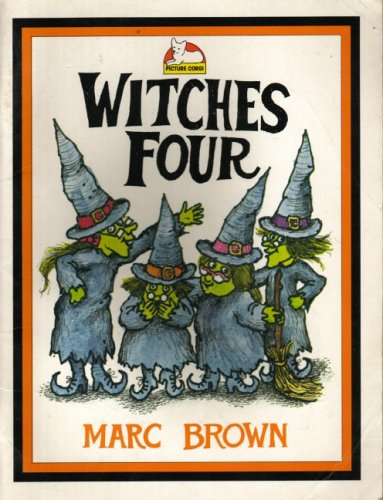 Witches Four (Picture Corgi): Marc Brown