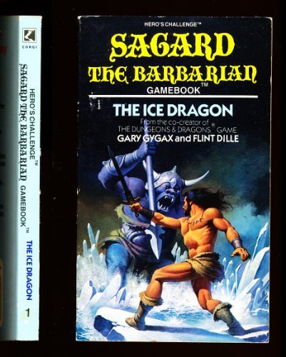 Sagard the Barbarian: The Ice Dragon No.: Dille, Flint