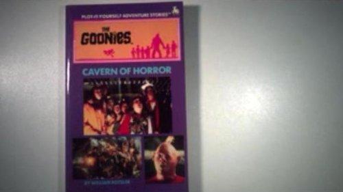9780552523318: Goonies Cavern Of Horror (Plot-it-yourself Adventure Stories)