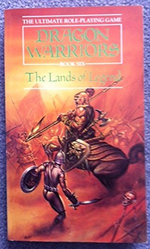 Dragon Warriors: The Lands of Legend No. 6 (Dragon Warriors) (0552523356) by Dave Morris