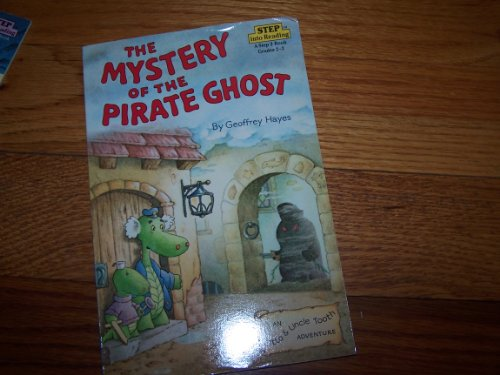 9780552524094: The mystery of the pirate ghost (Step into reading)