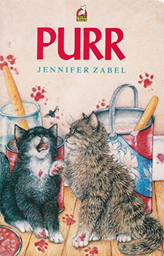 Purr (Young Corgi Books) (0552525456) by Jennifer Zabel