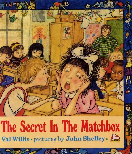 9780552525688: The Secret in the Matchbox (Picture Corgi)
