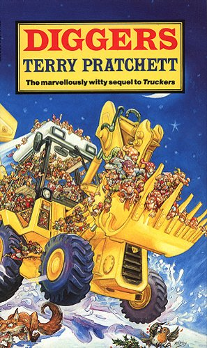 9780552525862: Diggers (Truckers Trilogy)