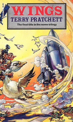 9780552526494: Wings: The Third Book of the Nomes