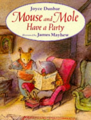 9780552527057: Mouse and Mole Have a Party (Mouse & Mole)