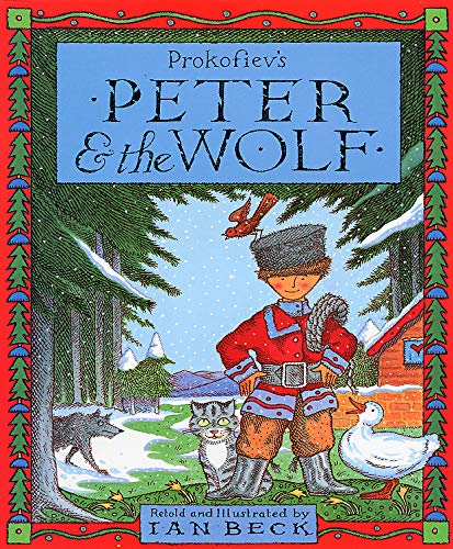 9780552527552: Peter And The Wolf