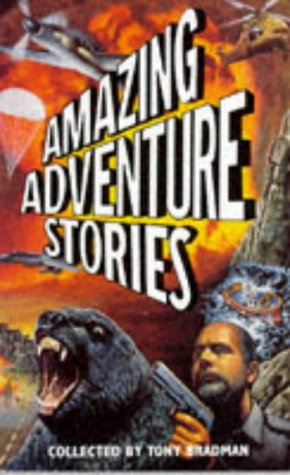 9780552527682: Amazing Adventure Stories