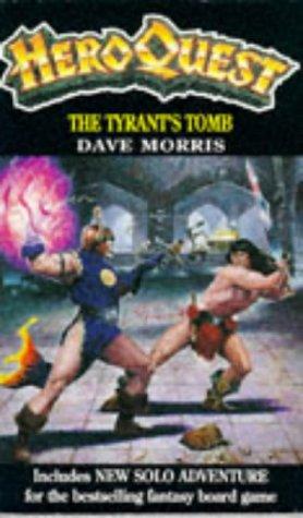 9780552527774: Heroquest: The Tyrant's Tomb
