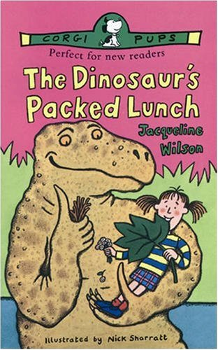 9780552528184: The Dinosaur's Packed Lunch (Corgi Pups)