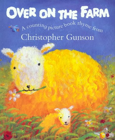 9780552528320: Over on the Farm (A counting picture book rhyme)