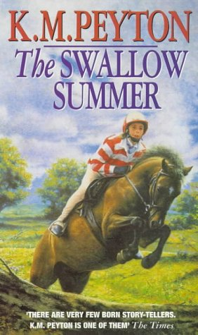 The Swallow Summer (High horse) (0552529699) by Peyton, K. M.
