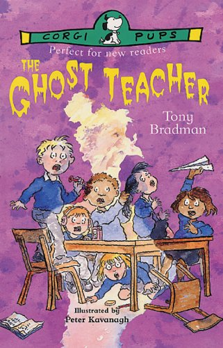 9780552529761: The Ghost Teacher (Corgi Pups)
