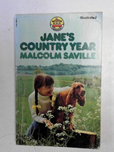 Jane's Country Year (Carousel Books): Saville, Malcolm