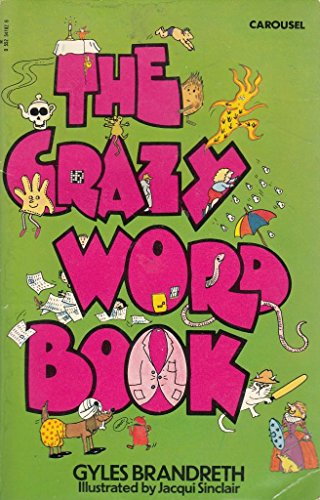 9780552541824: Crazy Word Book (Carousel Books)