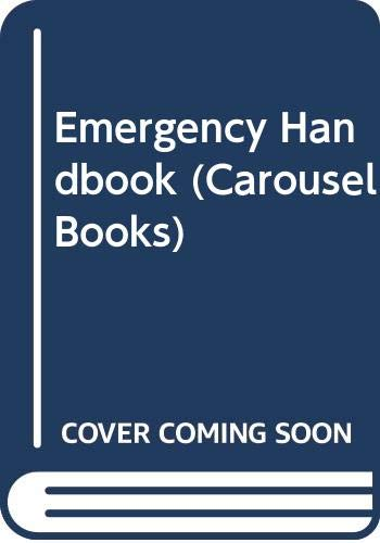 9780552542524: Emergency Handbook (Carousel Books)