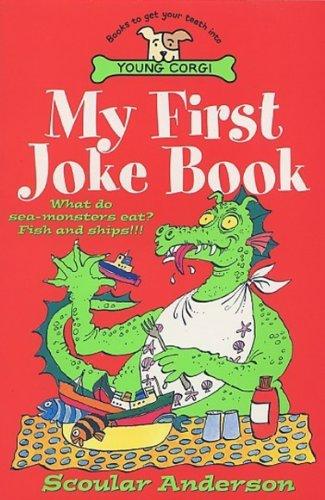 9780552542784: My First Joke Book (Young Corgi)