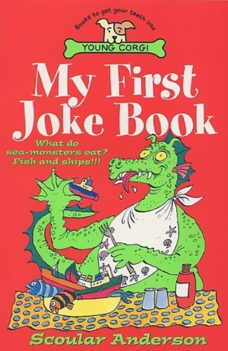 9780552542784: My First Joke Book (Young Corgi)