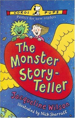 9780552545297: The Monster Story-Teller (Corgi Pups)
