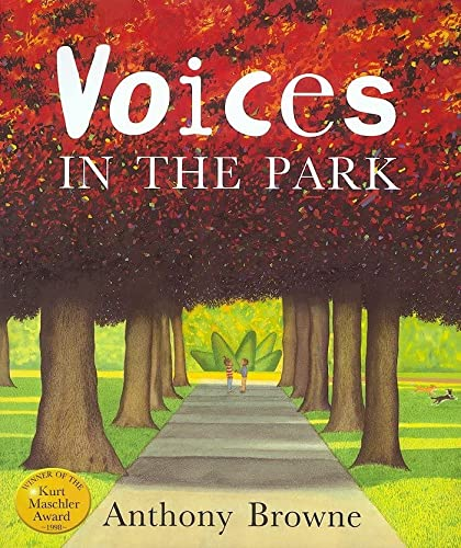 Voices in the Park (0552545643) by Anthony Brown