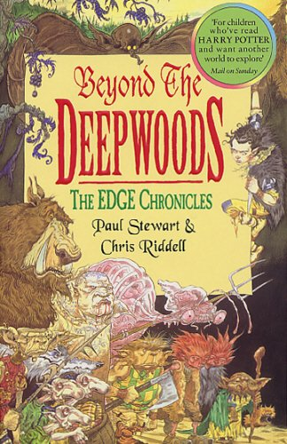 9780552545921: Beyond the Deepwoods (Edge Chronicles)