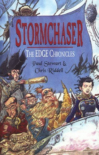9780552546287: Stormchaser (Edge Chronicles #2)