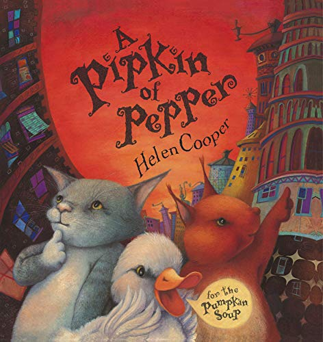 9780552546317: A Pipkin of Pepper (Pumpkin Soup)