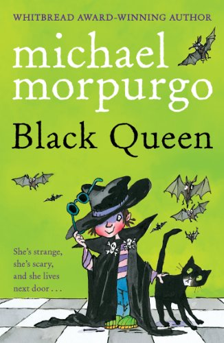 Black Queen (Young Corgi) (0552546453) by Michael Morpurgo M.B.E.