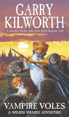 9780552547055: Vampire Volves - A Welkin Weasel Adventure
