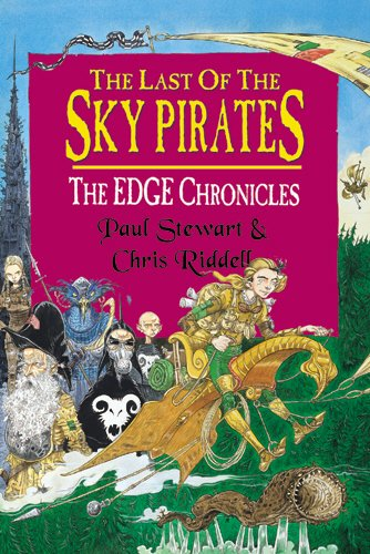 9780552547321: The Last of the Sky Pirates: The Edge Chronicles