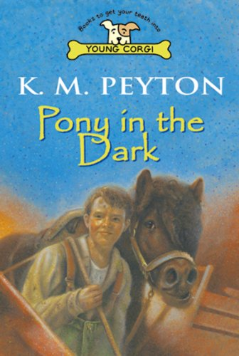 9780552547451: Pony In The Dark