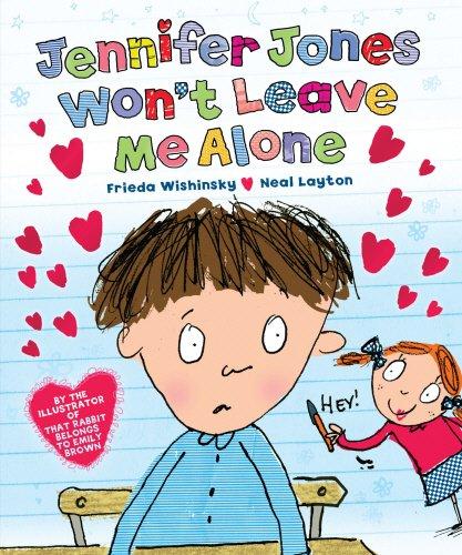 9780552547550: Jennifer Jones Won't Leave Me Alone