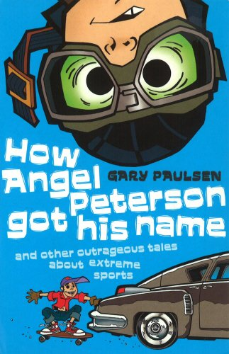 9780552548076: How Angel Peterson Got His Name