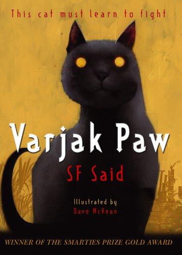 9780552548182: Varjak Paw