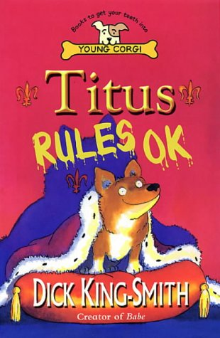 9780552548373: Titus Rules OK
