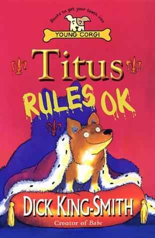 9780552548373: Titus Rules Ok!