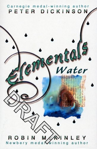 9780552548465: Elementals: Water