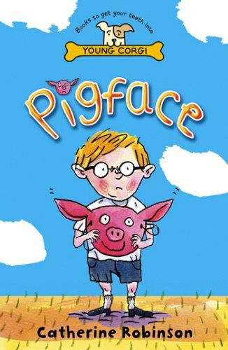 9780552548601: Pigface (Young Corgi)