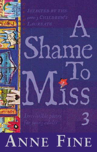 9780552548694: SHAME TO MISS POETRY COLLECTION 3_ A