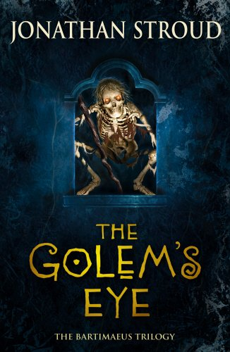 9780552550277: The Golem's Eye