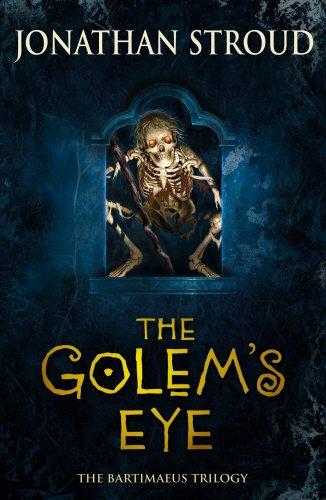 9780552550277: The Golem's Eye