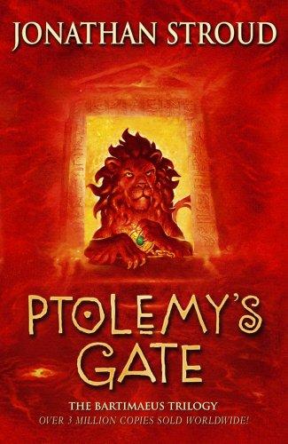 9780552550284: Ptolemy's Gate (Bartimaeus Trilogy)