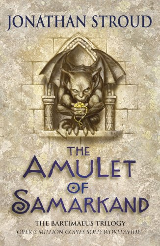 9780552550291: The Amulet Of Samarkand (The Bartimaeus Sequence)