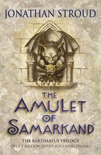The Amulet of Samarkand Bartimaeus Trilogy #1