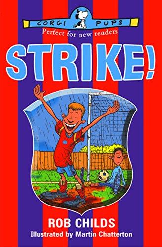9780552550314: Strike! (Corgi Pups)