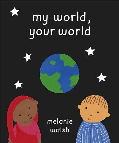 9780552550550: My World, Your World