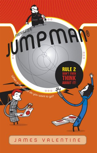 Jumpman Rule Two: Don't Even Think About It (0552550590) by James Valentine