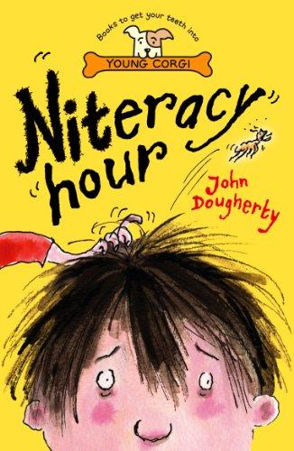 Niteracy Hour (Young Corgi): John Dougherty