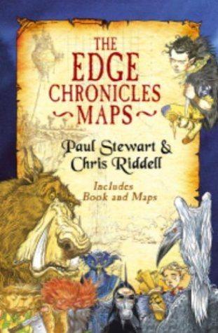 9780552551250: The Edge Chronicles Maps (SIGNED)