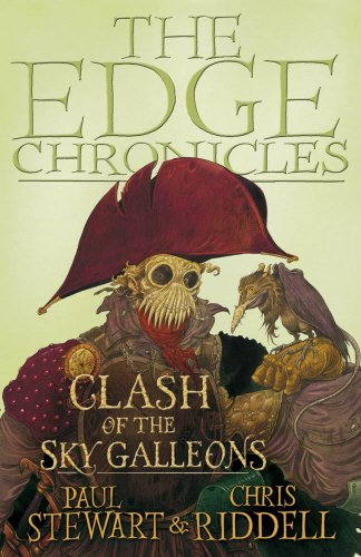 9780552551274: The Edge Chronicles 3: Clash of the Sky Galleons: Third Book of Quint